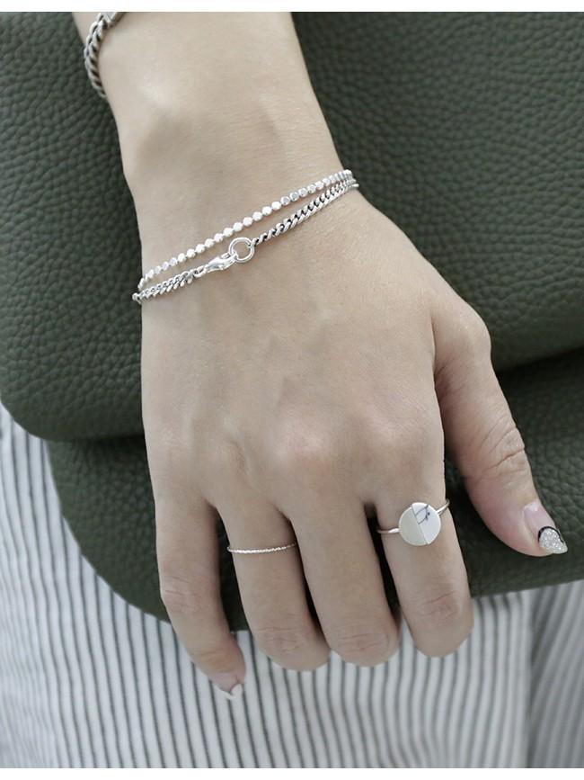 【網路限定】大理石復古戒指