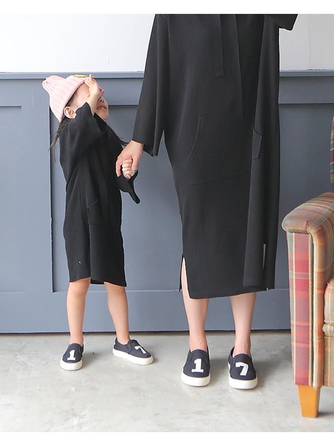 數字17親子便鞋(大人)