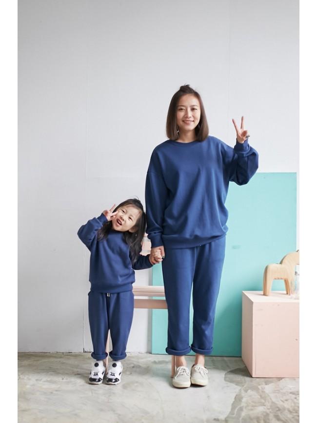 休閒棉質親子套裝(大人)