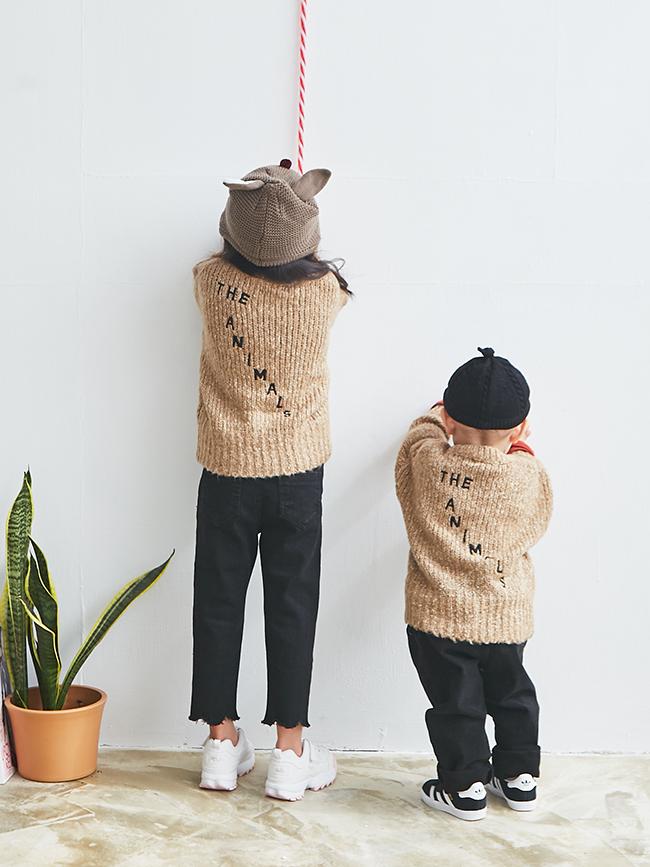 刺繡針織雪花外套