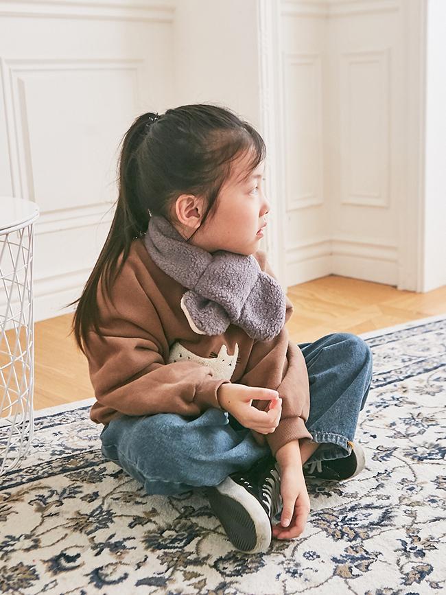 QQ毛時尚圍巾