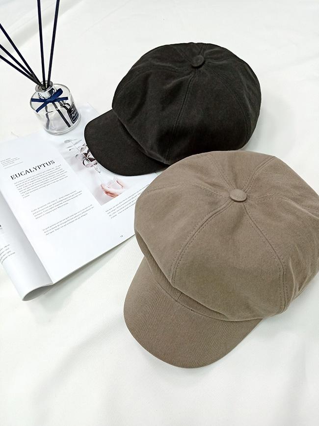 素色畫家棒球帽