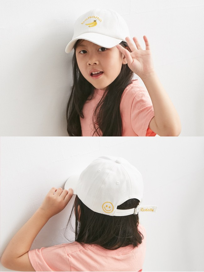 刺繡水果棒球帽