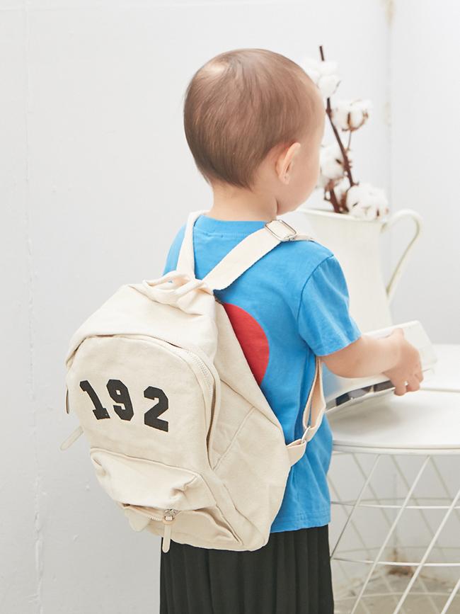 數字印刷帆布後背包