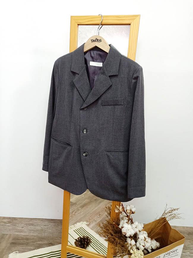 微正式西裝外套