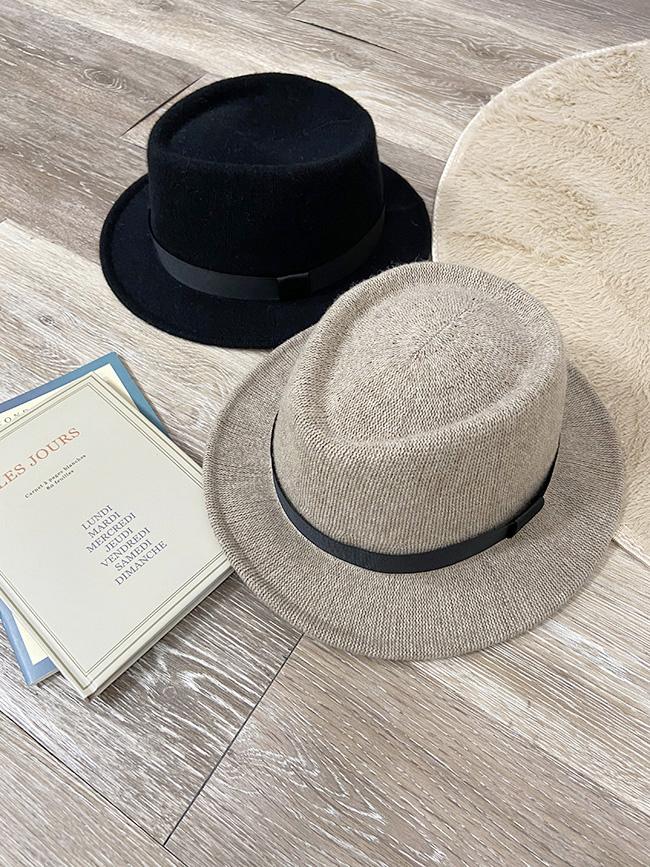 緞帶造型紳士帽