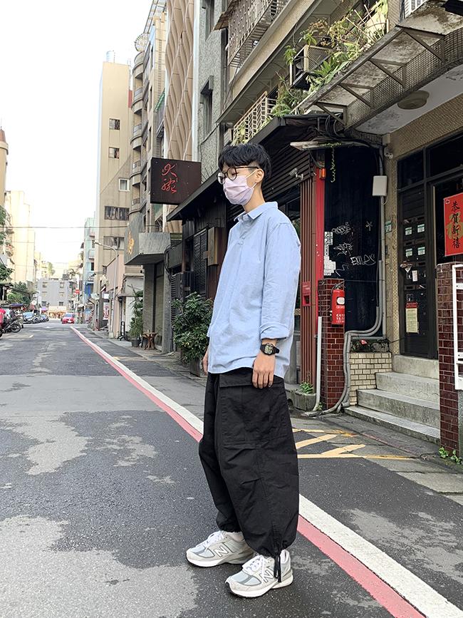 街頭必備工作褲