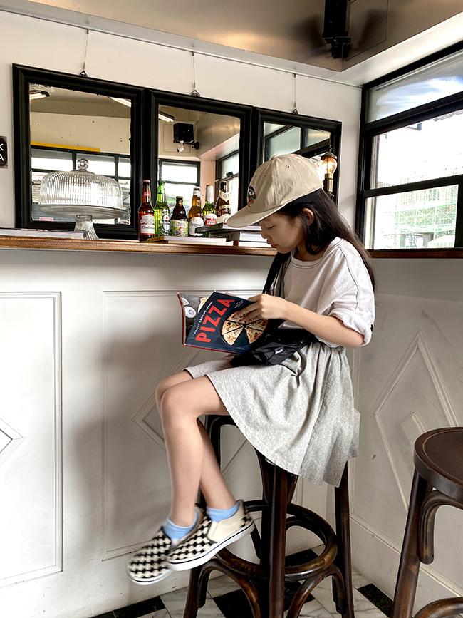 棉質休閒褲裙